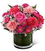 The Pink Pursuits Bouquet